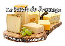 Logo Palais du Fromage
